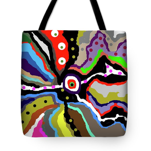 Colors Revised Tote Bag