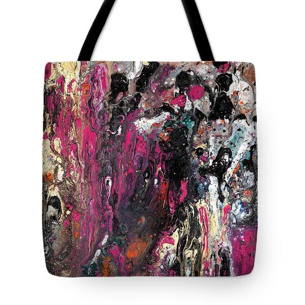 Colour Fantasy Tote Bag