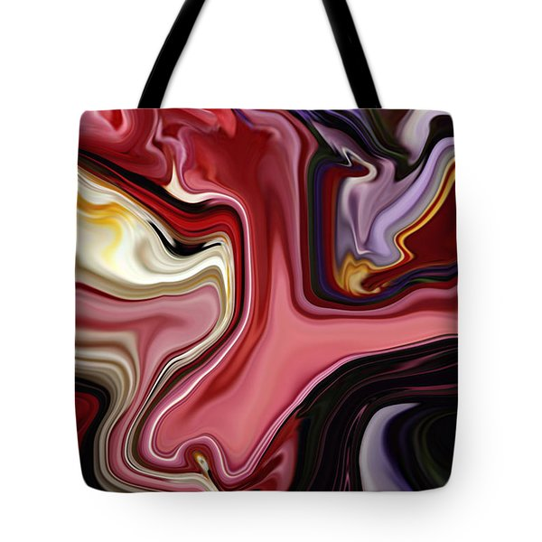 Colour Hair Day  Tote Bag