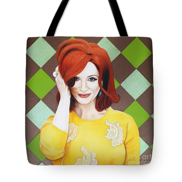 Colour Inspired Beauty Tote Bag by Malinda Prudhomme