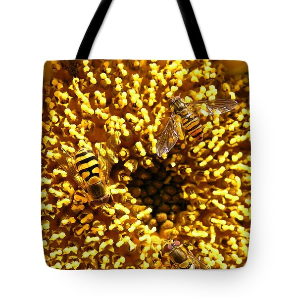 Colour Of Honey Tote Bag