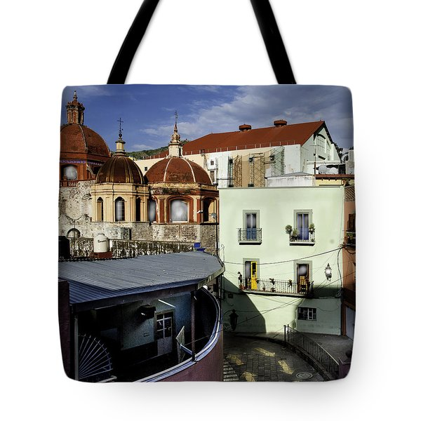 Colour Of The Streets Tote Bag