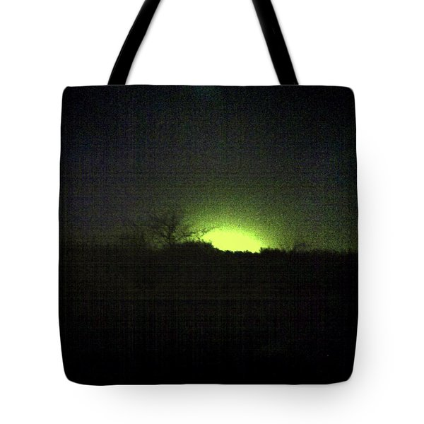 Colour Out Of Space Tote Bag
