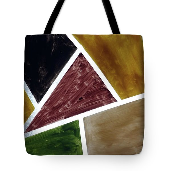 Coloured Glass Tote Bag