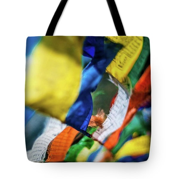 Colourful Tote Bag