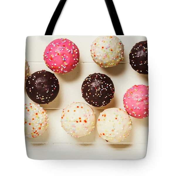 Colourful Cupcakes Tote Bag