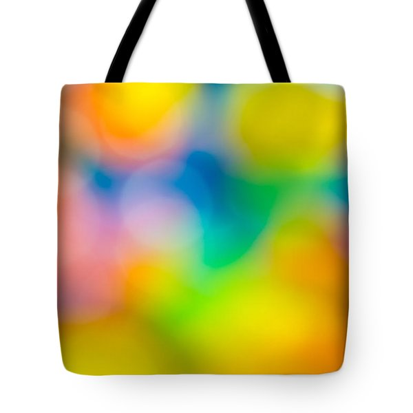Tote Bag featuring the photograph Colourful Dreams by Keith Hawley