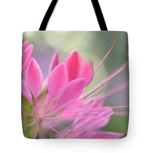 Colourful Greeting II Tote Bag