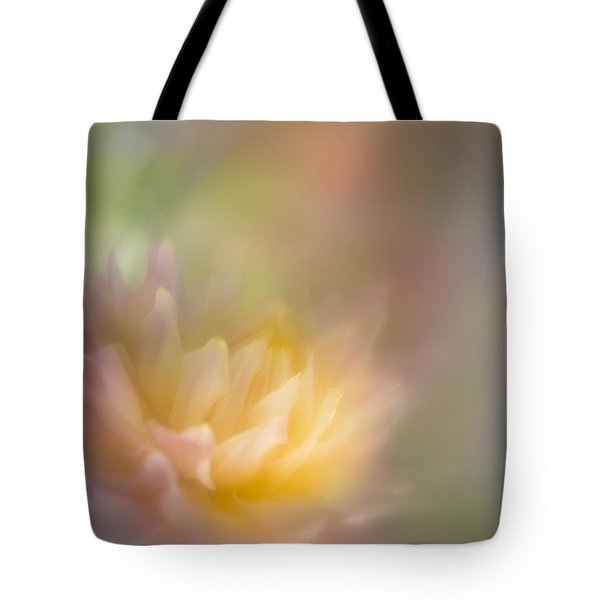 Colours Of Softness Tote Bag