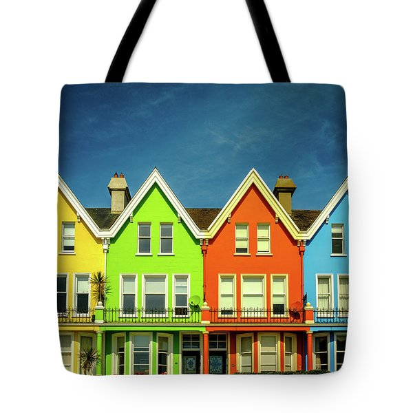 Colours Of Whitehead Tote Bag