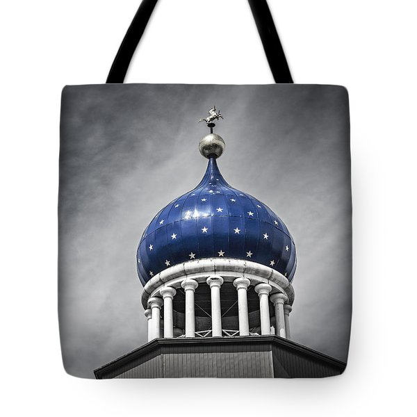 Colts Firearms Dome At Coltsville National Historical Park Hartford Tote Bag