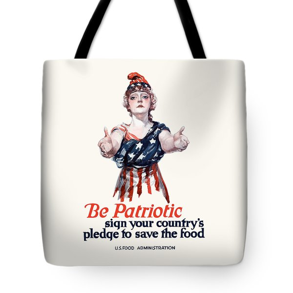 Columbia Invites You To Save Food Tote Bag by War Is Hell Store