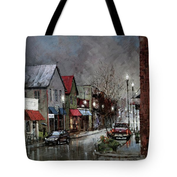 Columbia Rain Tote Bag