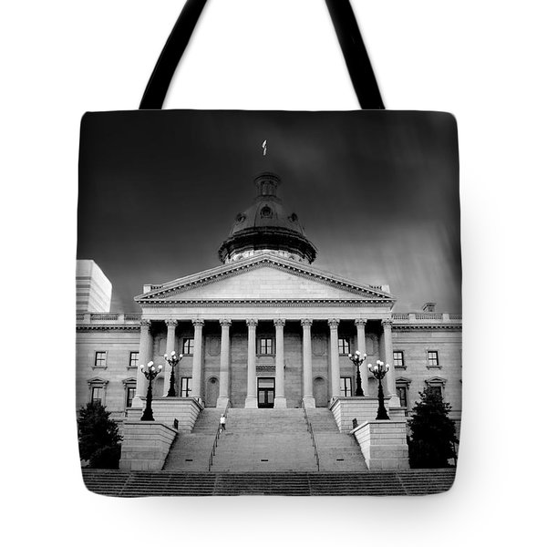 Columbia South Carolina State House Tote Bag