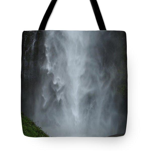 Columbiagorge01 Tote Bag
