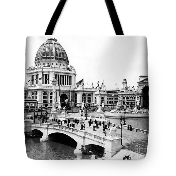 Columbian Expo, 1893 Tote Bag by Granger