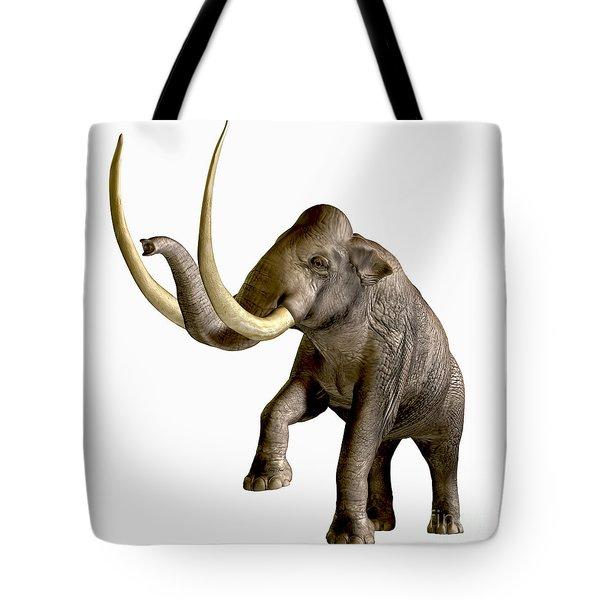 Columbian Mammoth Tote Bag
