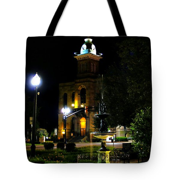 Columbiana Cty Courthouse Tote Bag