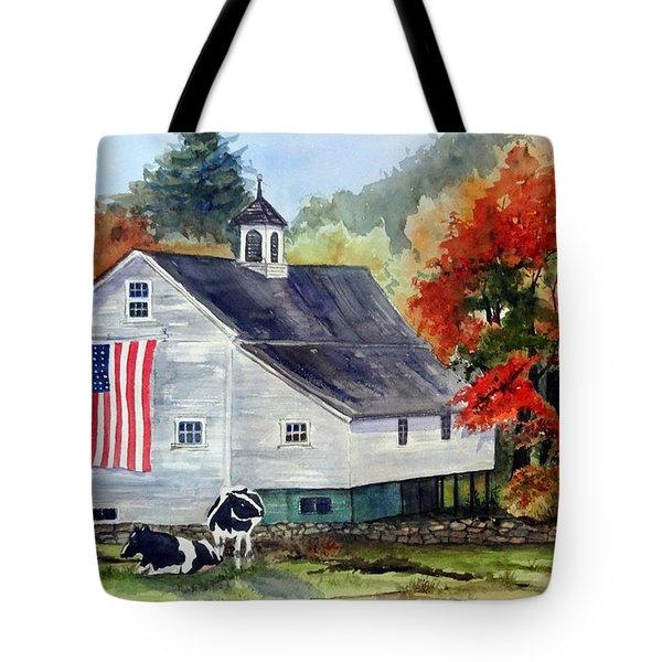 Columbus Day Weekend Tote Bag