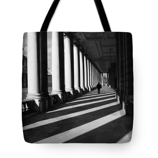 Columnist Tote Bag