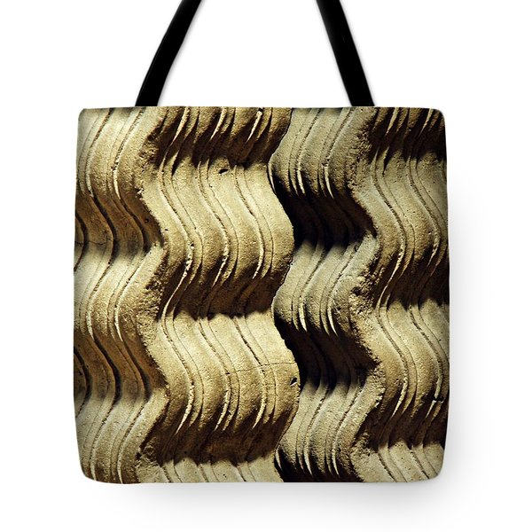 Columns At The Cloisters 5                          Tote Bag