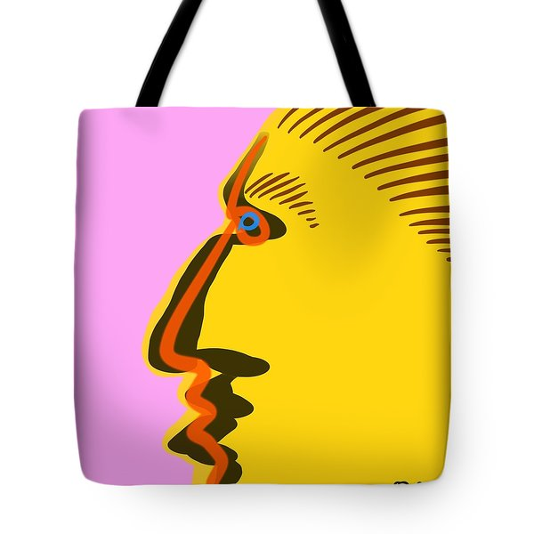 Combed 2 Tote Bag