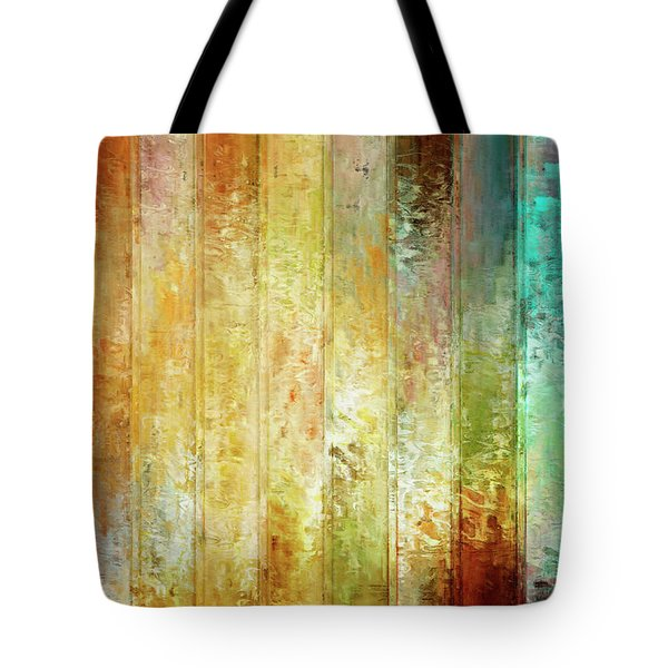 Come A Little Closer - Abstract Art Tote Bag