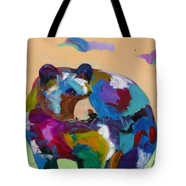 Come Along Tote Bag by Tracy Miller