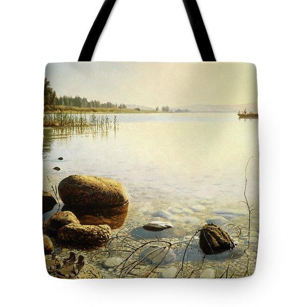 Come Follow Me Tote Bag