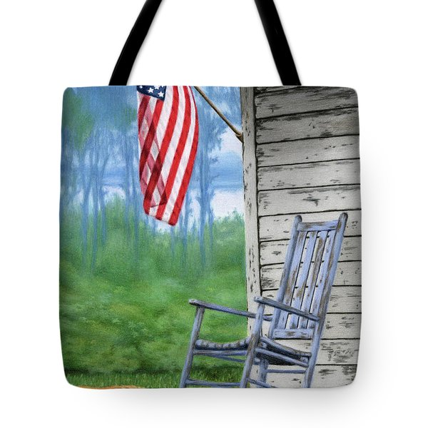 Come Home Tote Bag