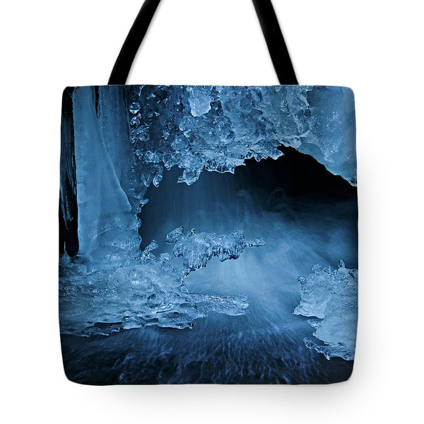 Come Inside Tote Bag