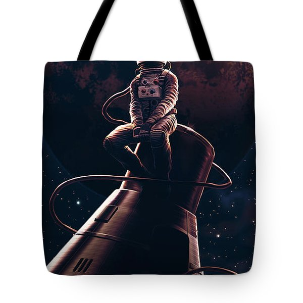 Come Pick Me Up Tote Bag
