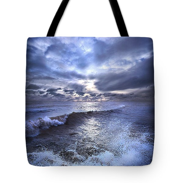 Come Sail Away Tote Bag