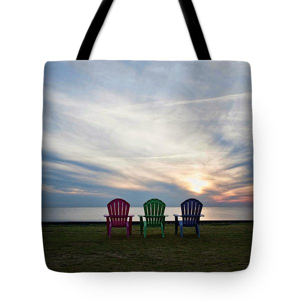 Come Sit Beside Me Tote Bag
