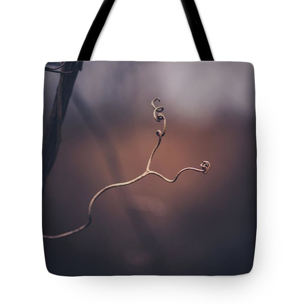Tote Bag featuring the photograph Come Slowly by Shane Holsclaw