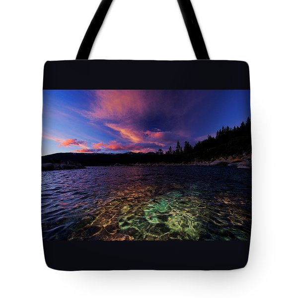 Tote Bag featuring the photograph Come To My Window by Sean Sarsfield