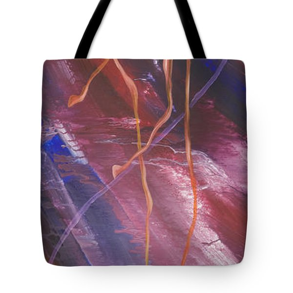 Come To Silver Tote Bag by Sheridan Furrer
