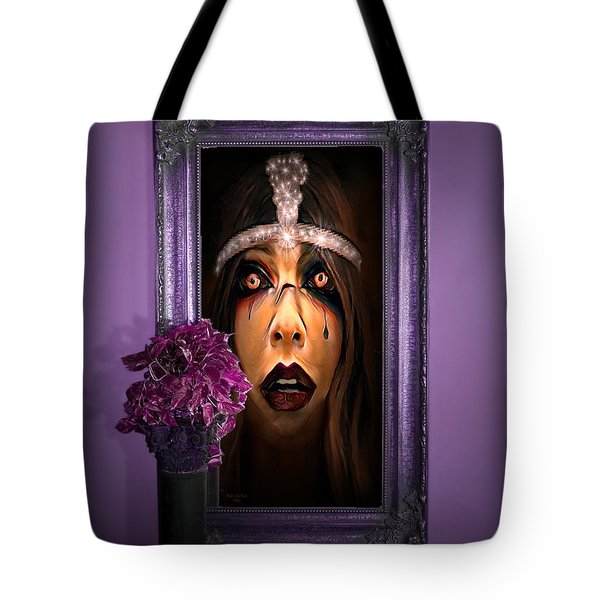 Come With Me, If You Dare Tote Bag