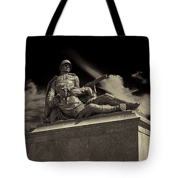 Come With Me If You Want To Live Tote Bag