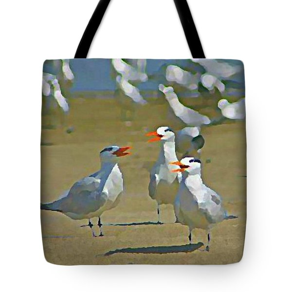 Comedy Club Tote Bag