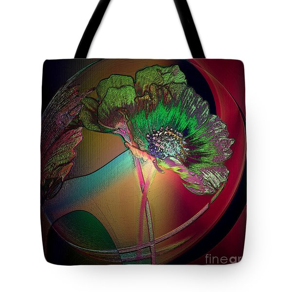 Comely Cosmos Tote Bag by Irma BACKELANT GALLERIES