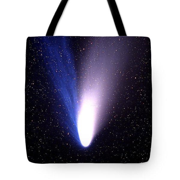 Comet Hale-bopp Tote Bag