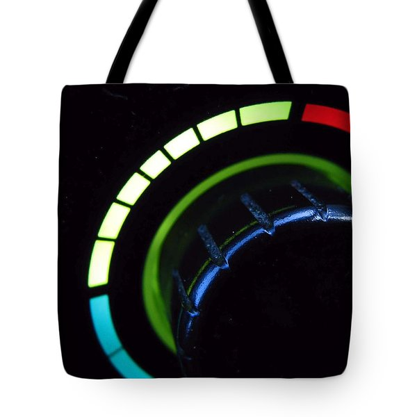 Tote Bag featuring the photograph Comfort Zone by Chris Anderson