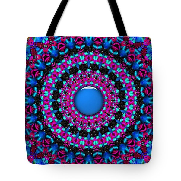 Tote Bag featuring the digital art Comfort Zone by Robert Orinski