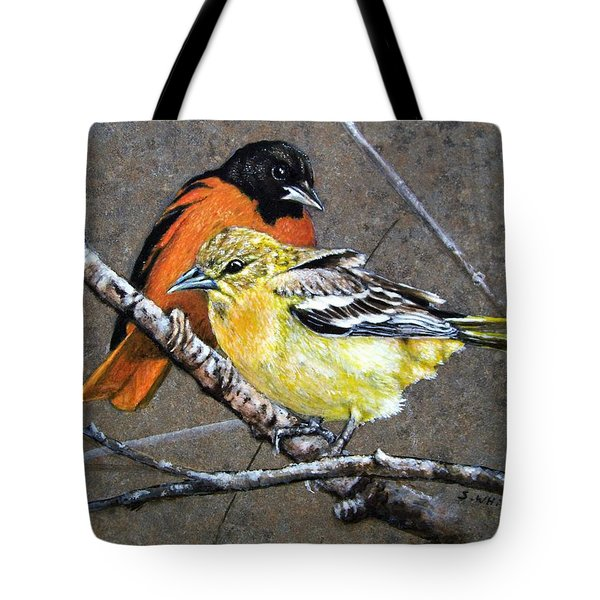 Comforting Tote Bag by Stan White