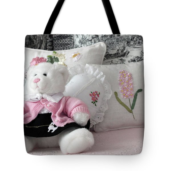 Comforts Of Home Tote Bag