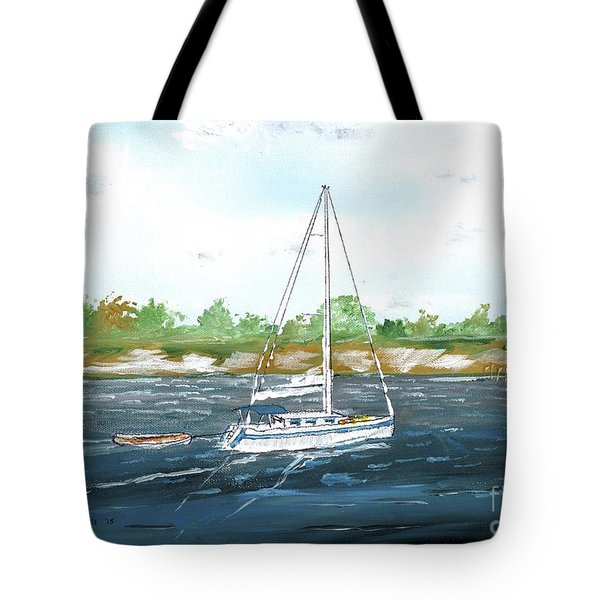 Coming Back To The Isle Of Palms Tote Bag