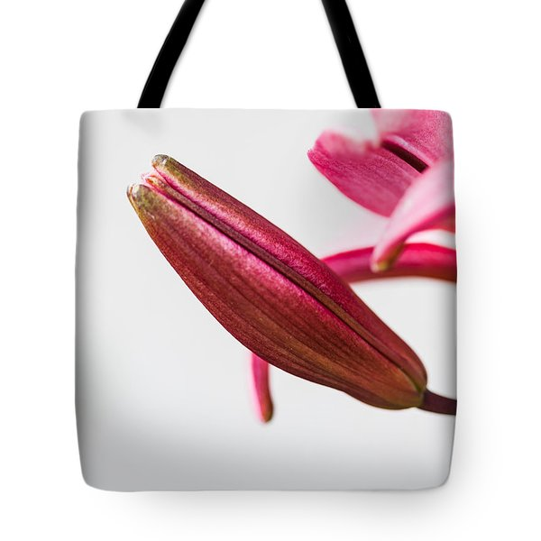 Coming Beauty Tote Bag