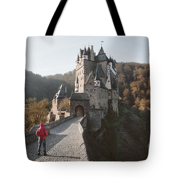 Coming Home Tote Bag by JR Photography