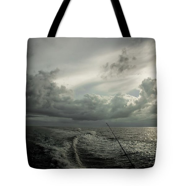 Coming Into Port Tote Bag